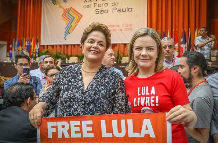 24° Encontro do Foro de São Paulo defende liberdade de Lula