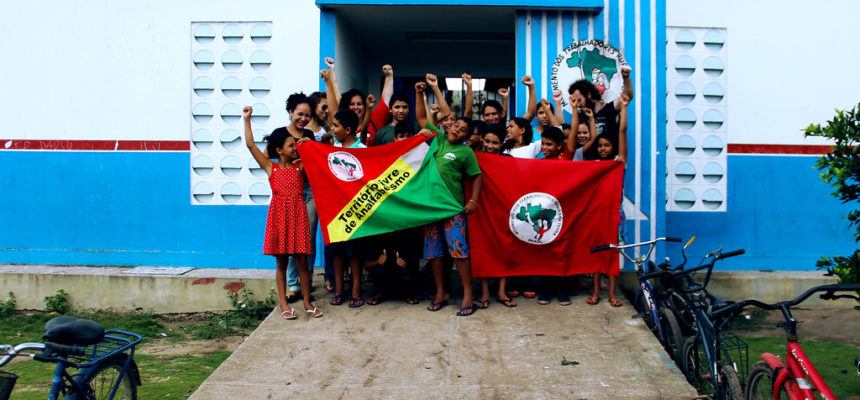Movimentos lançam Campanha contra o Fechamento de Escolas do Campo