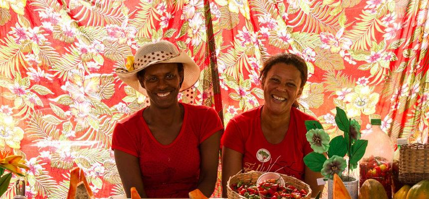 4º Feira Estadual da Reforma Agrária é realizada no centro de Salvador