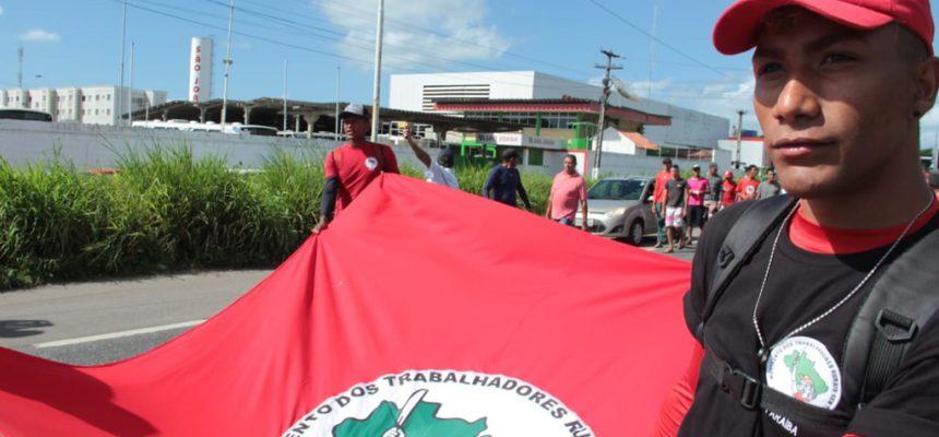 Trabalhadores rurais fazem jornada de lutas por terra, Reforma Agrária e Lula Livre