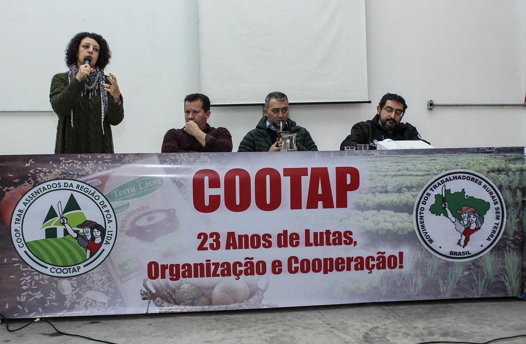 Eliane de Moura falou das consequências do golpe de 2016.jpg