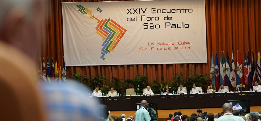 Resistência, unidade e diálogo: três chaves para o 24º Encontro do Fórum de São Paulo