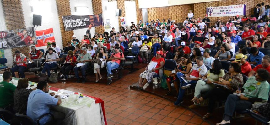 Frente Brasil Popular Minas Gerais reúne 70 comitês rumo ao Congresso do Povo