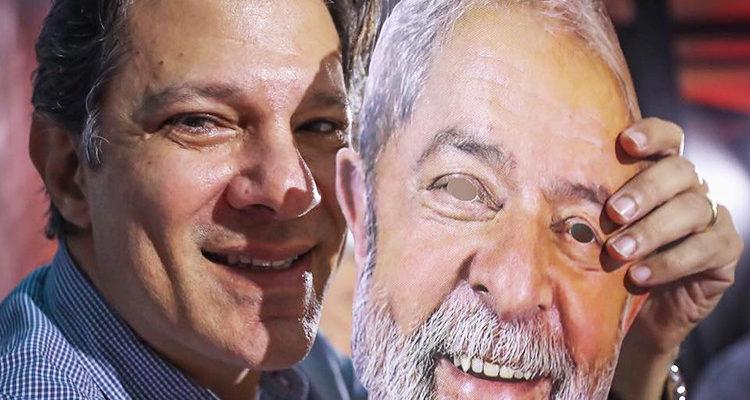 Em carta aberta, Lula transfere sua candidatura para Haddad