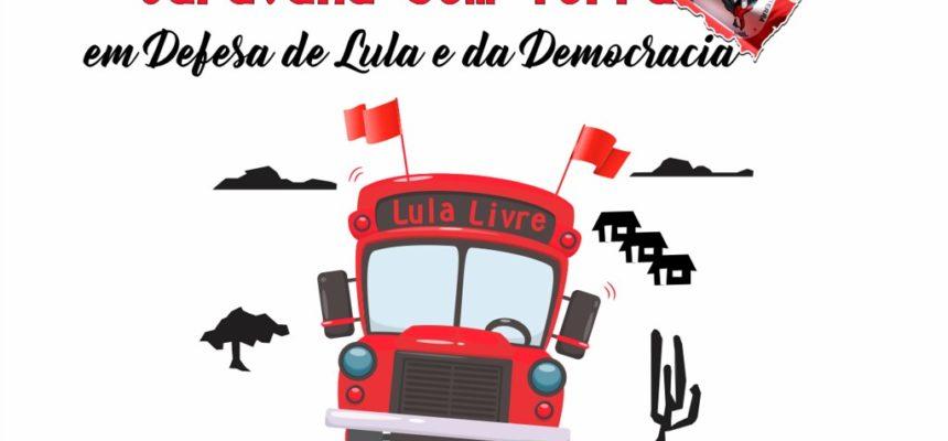 Em Alagoas, MST inicia Caravana em Defesa de Lula e da Democracia