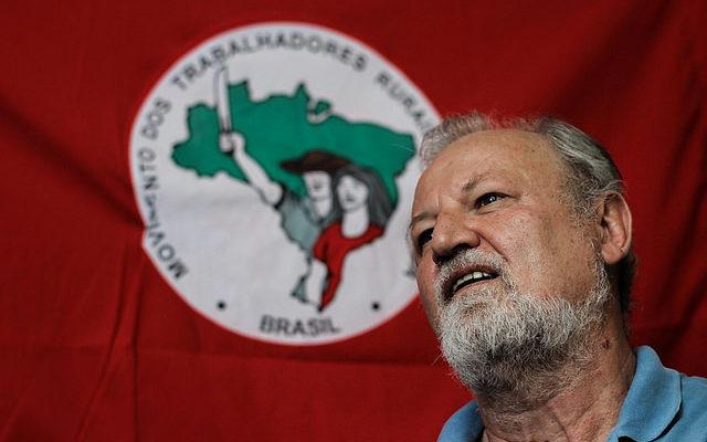 """""""Defendemos a Constituinte"""", afirma João Pedro Stedile"""