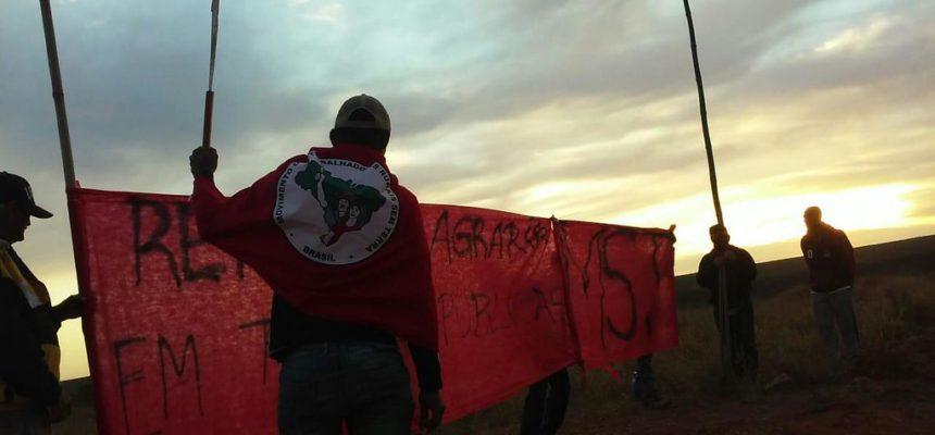 Ocupações de terra e mobilização de assentados marcam a Jornada Nacional de Lutas, em SP