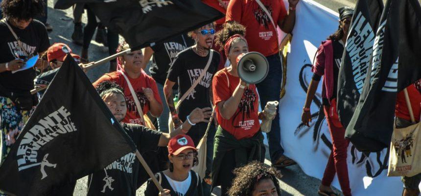 Diversidades de povos e os mesmos objetivos, reforma agrária, democracia e Lula Livre