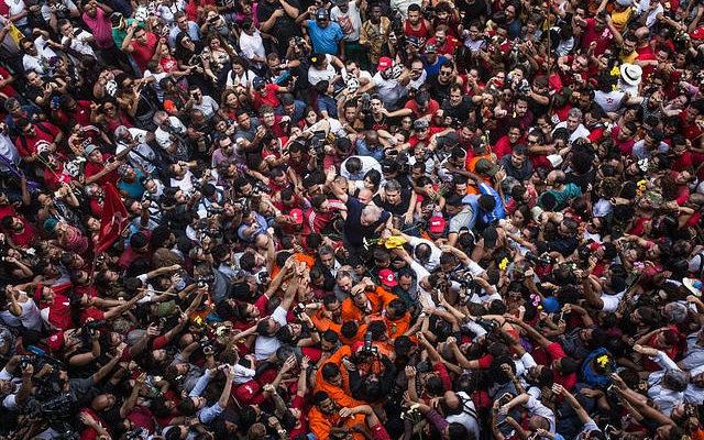 Congresso do Povo convida população a sair da arquibancada e entrar em campo