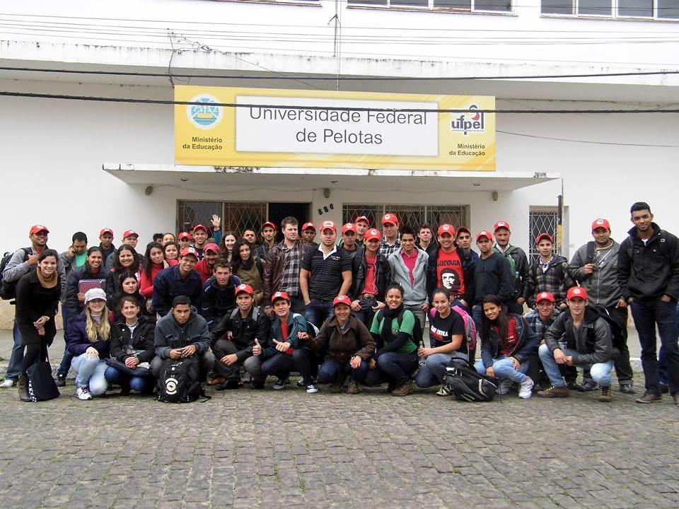Acadêmicos da segunda turma. Foto Willian Gomes - Divulgação.jpg