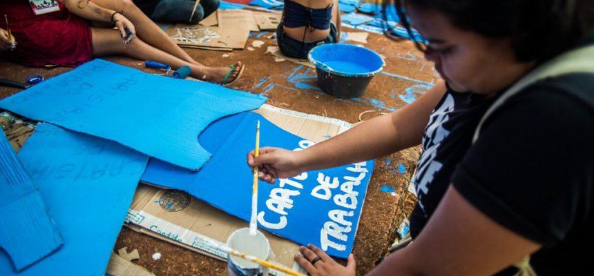 Marcha Nacional Lula Livre terá caráter de teatro procissão e diversas intervenções