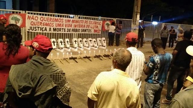 Após cinco anos de impunidade, quatro acusados de assassinar o militante Fabio Santos são presos