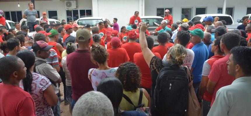 No Maranhão, MST ocupa Incra após ameaça de despejo em assentamento