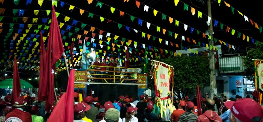 Políticos e pré-candidatos prestigiam Marcha em Pernambuco