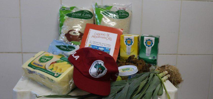 Sem Terrinha discutem e vivenciam alimentação saudável em Encontro Nacional
