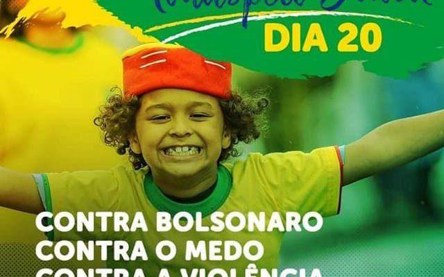 Pelo Brasil e Democracia, apoiadores de Haddad vão às ruas neste sábado, 20