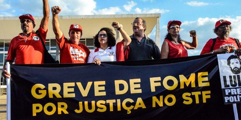 Com repressão do STF, movimentos populares dão início a Greve de Fome em Brasília