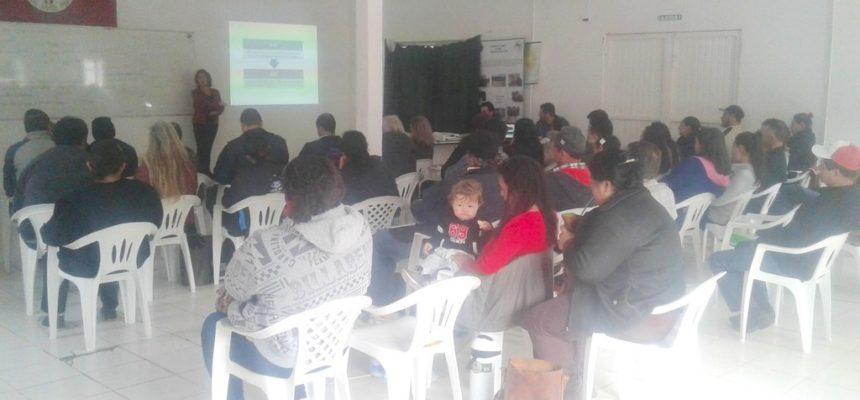 Assentados participam de seminário sobre certificação orgânica no Rio Grande do Sul