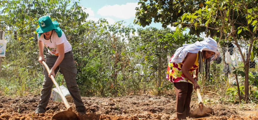 MST em Mariana (MG) quer reflorestar 5 mil hectares de áreas atingidas pela Vale
