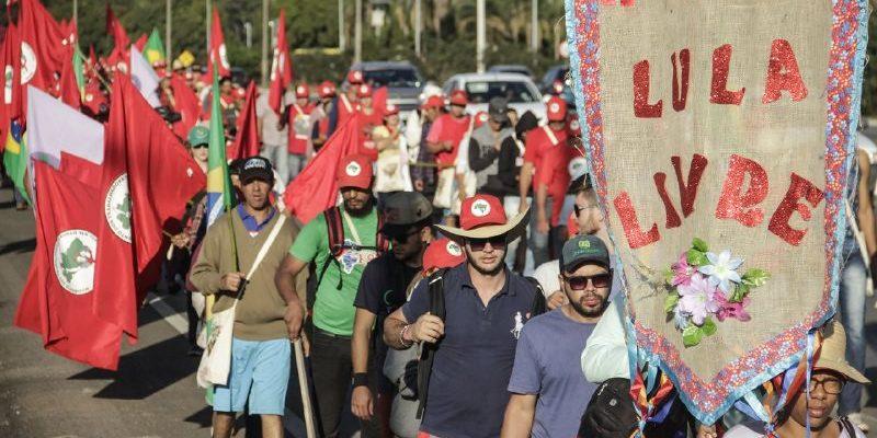 Lançando a candidatura de Haddad, Sem Terra realizam Festival pela Democracia em Atalaia, Zona da Mata de Alagoas