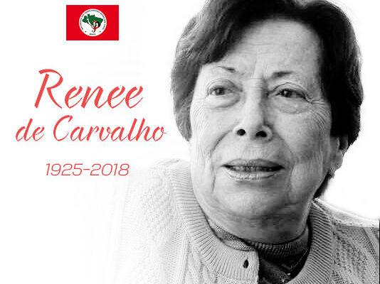 Renée de Carvalho: uma combatente rara que nasceu e morreu lutando