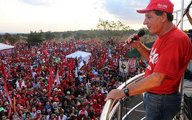 Jaime Amorim: Se o Haddad ganha as eleições, avançaremos nas conquistas do povo brasileiro