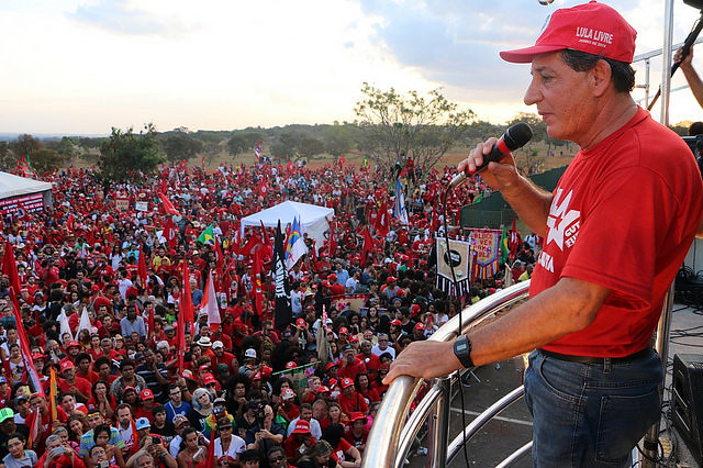 avançaremos nas conquistas do povo brasileiro