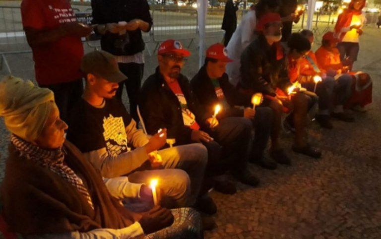 Lula envia carta aos grevistas de fome