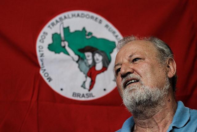 """João Pedro Stedile: """"Projetos e interesses ficarão claros no segundo turno"""""""