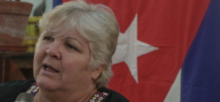"""Aleida Guevara: """"Um povo não pode viver sem ter segurança na justiça social de seu próprio país"""""""
