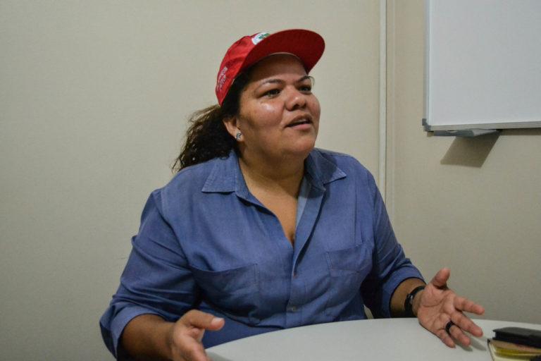 """""""A fala do Bolsonaro vem de um desconhecimento total sobre o que é a realidade do campo"""""""