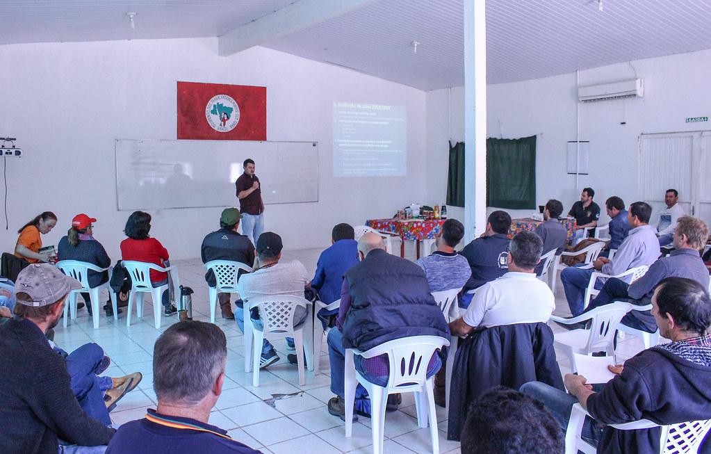 Seminário foi realizado em Eldorado do Sul, na região Metropolitana de Porto Alegre. Foto Maiara Rauber.jpg