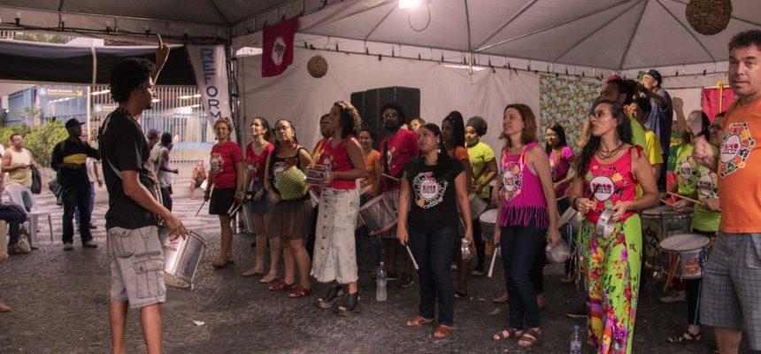 El efecto, maracatus, Apafunk, Doralyce e muito forró: feira anima o centro do Rio
