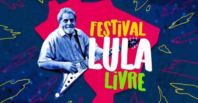 Paulista recebe Festival Lula Livre no próximo domingo