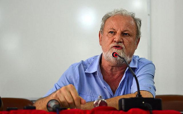 """Stedile: """"Nesta eleição a disputa é de classes: quem está com o povo e contra ele"""""""