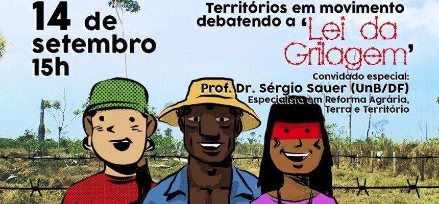 Entidades e movimentos populares debatem Lei da Grilagem no Rio Grande do Sul