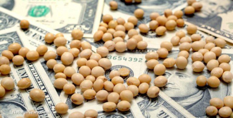 Os dólares e euros da bancada ruralista