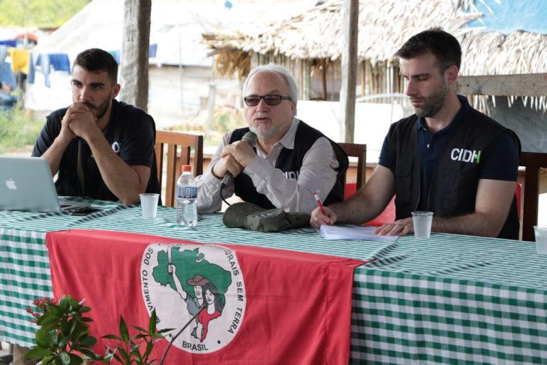 Comissão Interamericana de Direitos Humanos inicia visitas a estados brasileiros