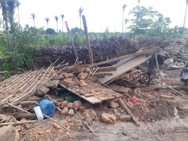 MST repudia despejo de mais de 200 famílias no Maranhão