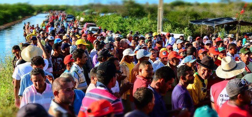 No Ceará, Acampamento Zé Maria do Tomé sofre ameaça de despejo