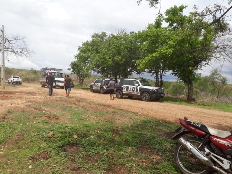 Sem Terra são despejados de acampamento no Ceará
