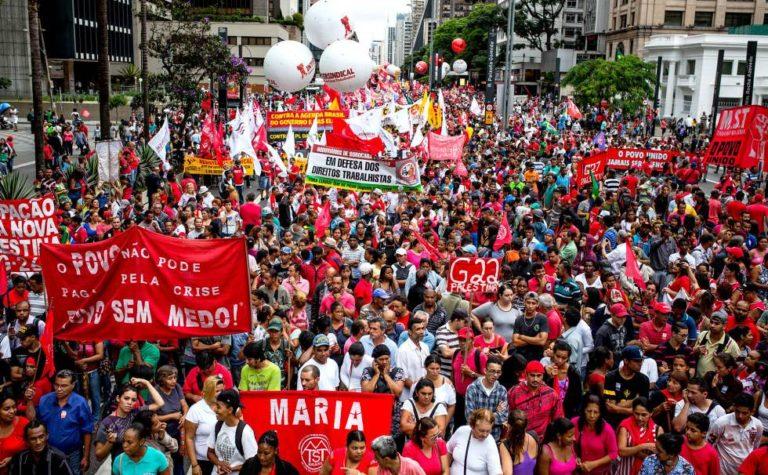MINUTO A MINUTO | Cobertura dos Atos pela Democracia e pelo Brasil neste sábado