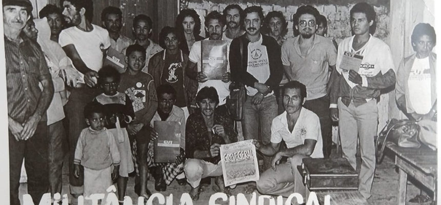 A vida pela floresta: Chico Mendes sob o olhar de um seringueiro Sem Terra