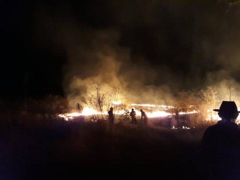 Acampamento do MST é incendiado no Ceará