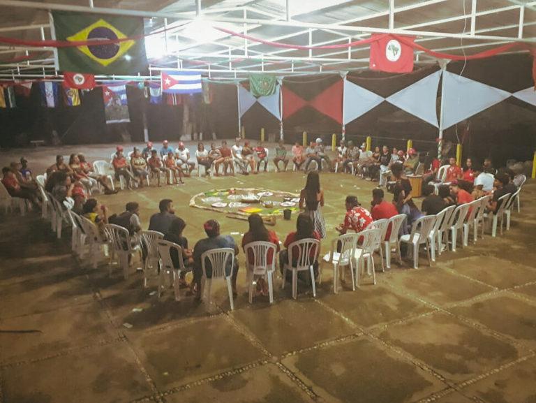 jovens Sem Terra de Alagoas apontam os desafios para 2019