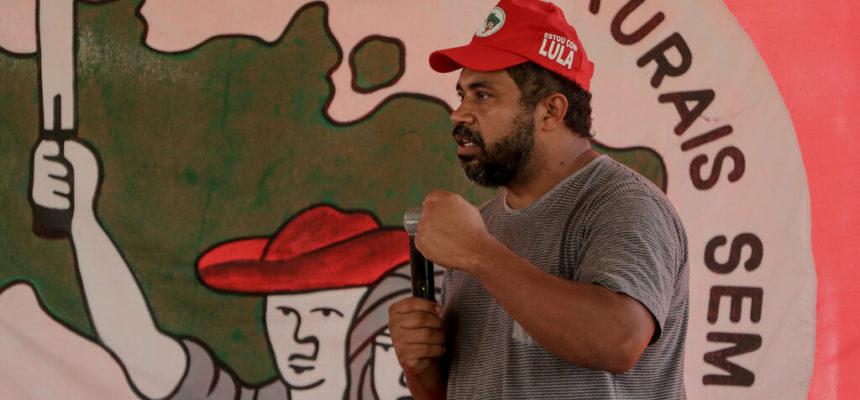 """João Paulo Rodrigues: """"Quem vai salvar o MST é o povo"""""""