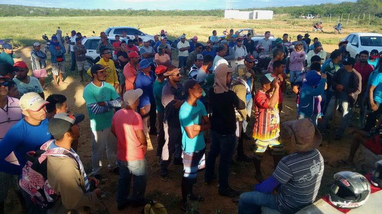 Famílias Sem Terra sofrem ameaças de despejo no norte da Bahia