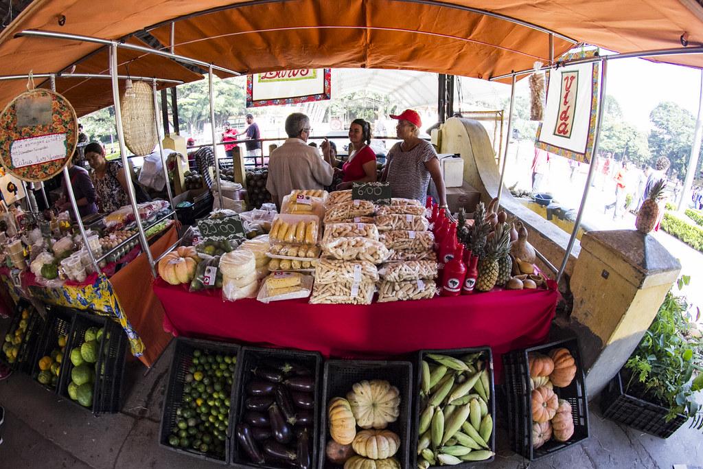 MST é promotor da Feira Nacional da Reforma Agrária, a maior em diversidade do país. Foto Rica Retamal (1).jpg