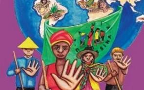 Via Campesina diz não a violência do patriarcado e do capitalismo, dois males que afligem a humanidade