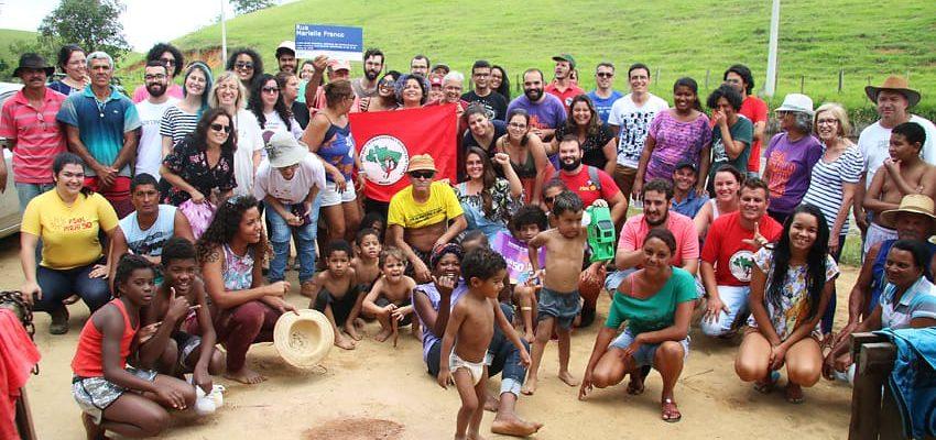 Cesta da Reforma Agrária: dois anos de solidariedade com trabalhadores da educação no sul do estado do Rio de Janeiro